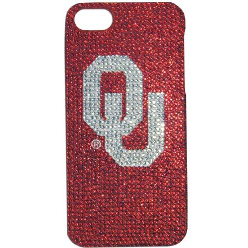 NCAA Oklahoma Sooners iPhone 5 Crystal Snap on Case