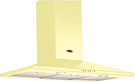 Britannia KB-170-100-C - Campana de cocina, color crema: Amazon.es: Grandes electrodomésticos