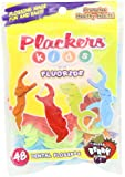 Plackers Kids 1st Floss Picks - Berry - 48 ct