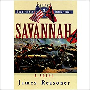 Savannah Audiobook