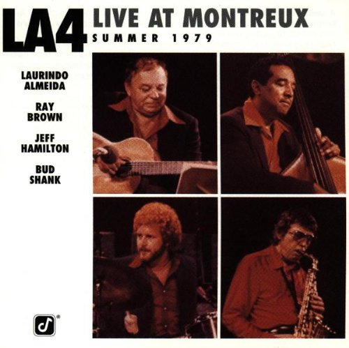 LA4 Live at Montreux, Summer 1979 by Concord Records