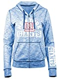 NFL Women's French Terry Space Dye Zip Up Hoodie