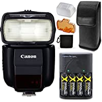 Canon Flash Speedlite 430EX III-RT for Canon Digital SLR Cameras