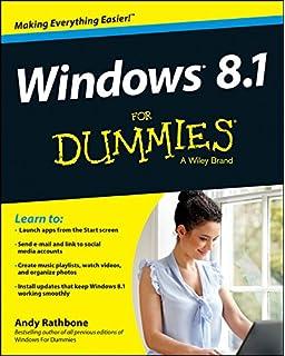 The 5 versions of windows 8. 1 dummies.