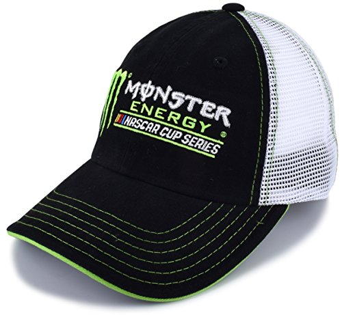 Monster Energy NASCAR Cup Series Mesh Back Trucker Hat