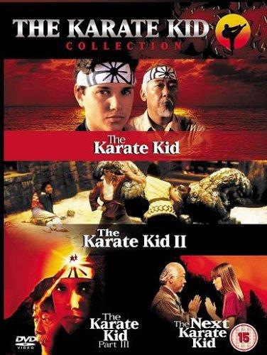 The Karate Kid/The Karate Kid 2/The Karate Kid 3/Next Karate Kid [DVD] by Ralph Macchio B01I07678S