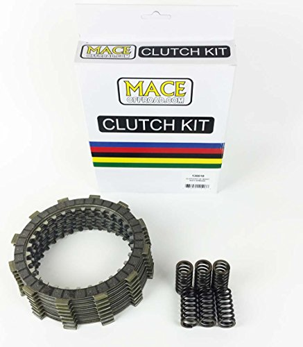 (Mace Clutch Kit With Heavy Duty Springs SUZUKI RM250 1997–2005)
