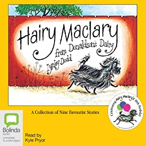 Hairy Maclary Audiobook