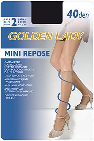 Golden Lady - MINI MEDIA REPOSE 40 mujer: Amazon.es: Ropa y ...