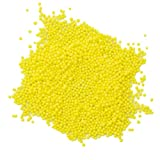 Dress My Cupcake DMC27198 Decorating Nonpareils Sprinkles for Cakes, 16-Ounce, Yellow