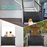 Baby Gate, Eccomum Retractable Baby Gate, Pet