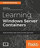 Learning Windows Server Containers Front Cover