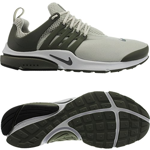 Nike Men's Bone Grey Presto Air Light Essential Dark wwr1q4
