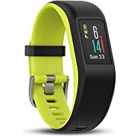 Garmin VivoSport Fitness Band 010-N1789-03, Lime, Grande, reacondicionado