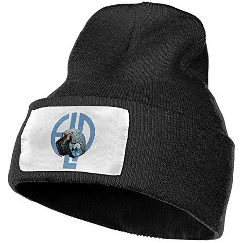 - Wwdcd Men&Women Emerson Lake & Palmer Tarkus Beanie Cap Hat Ski Hat Cap Skull Cap for Men and Women Black