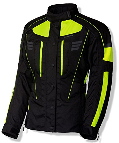 Olympia Sports Women's Durham Jacket (Neon Yellow, XXX-Large)
