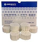 Dental Cotton Roll, Medium 2, Omni Health Solution WSC-031