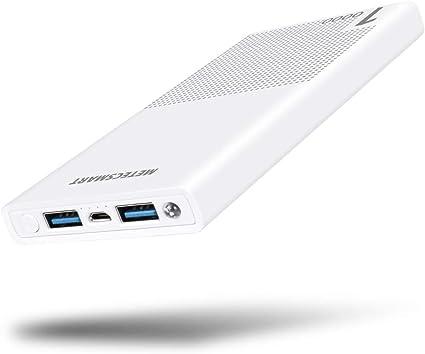 Amazon.com: Metecsmart - Cargador portátil para teléfono ...