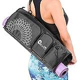 Exercise Yoga Mat Carry Bag for Women