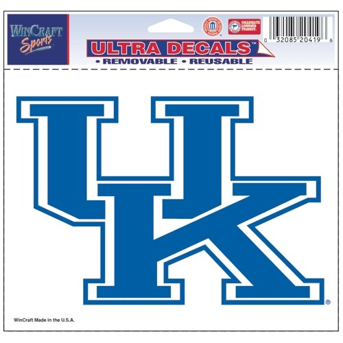 Decal Ultra Ncaa (University of Kentucky NCAA Multi Use Ultra Decal)
