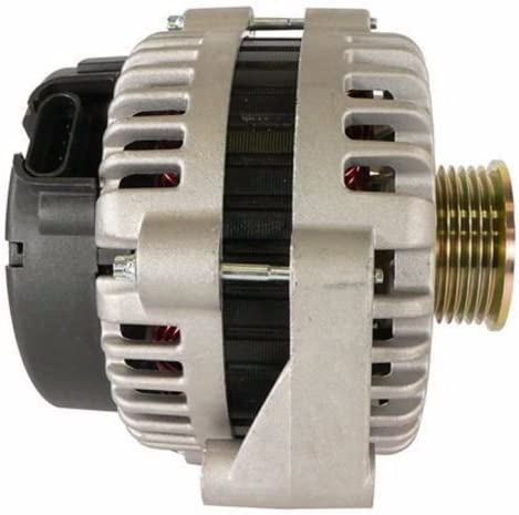New Alternator for Silverado//Sierra 6.6L 2006-7 12Volt 160A w Clutch Pulley