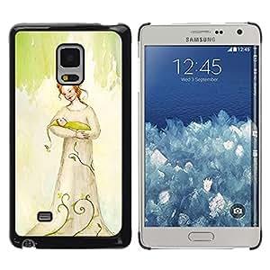 Be Good Phone Accessory // Dura Cáscara cubierta Protectora Caso Carcasa Funda de Protección para Samsung Galaxy Mega 5.8 9150 9152 // happiness with baby