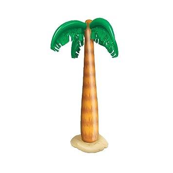 Generique - Palmera Hinchable 86 cm: Amazon.es: Juguetes y juegos