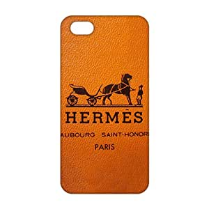 Fortune hermes logo 3D Phone Case for iPhone 5S