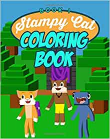 coloring pages minecraft stampylongnose 1 - photo#35