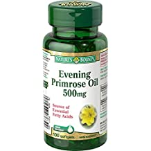 Nature's Bounty Evening Primrose Oil 500mg 100 count