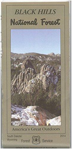 Map: Black Hills National Forest