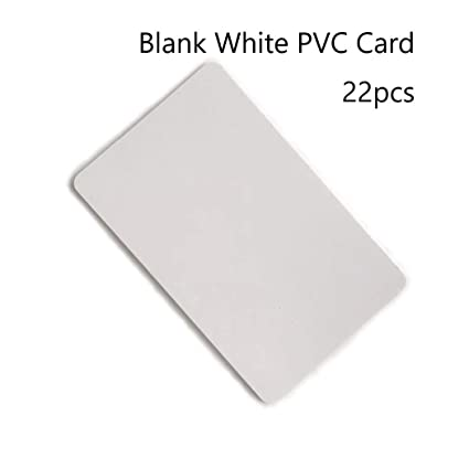 jiaxing 22piezas PVC Tarjeta Tarjeta de plástico PVC PVC ...