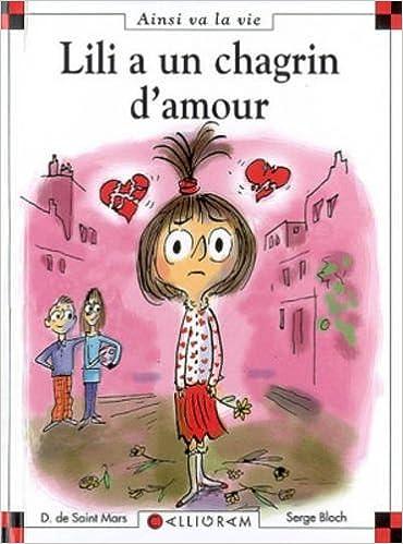 Livre Lili a un chagrin d'amour pdf
