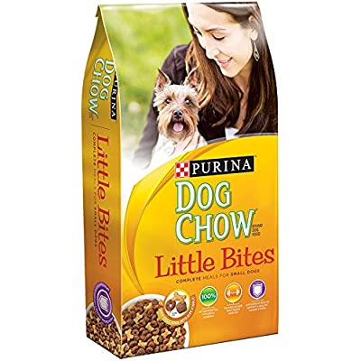 Purina 178146 Little Bites Indoor Complete Dry For Dog, 16.5-Pound