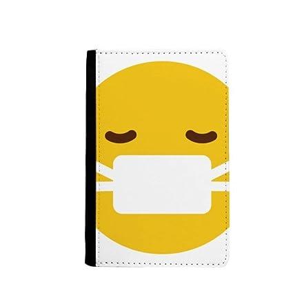 beatChong Amarilla Máscara Enferma Pasaporte De Chat En Línea ...
