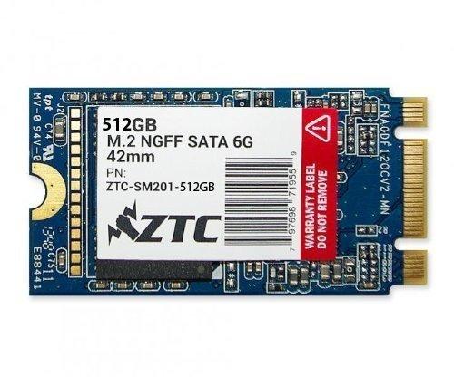 512GB SSD M.2 2242 ZTC