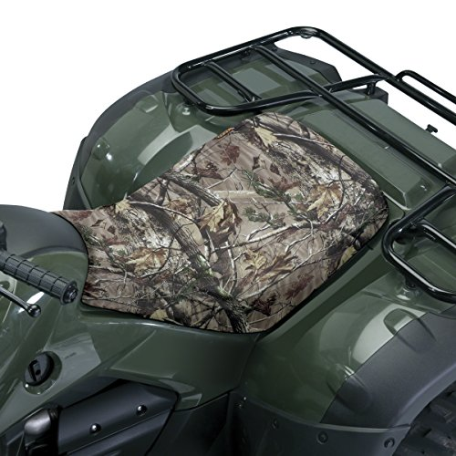 Classic Accessories 15-116-015901-00 QuadGear Camo ATV Seat - Camo Atv
