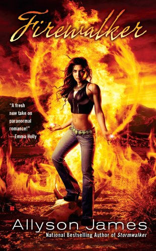 Firewalker (Stormwalker Book 2)