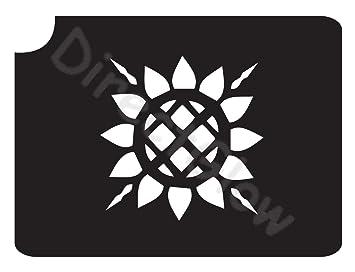 Amazon.com : Sunflower 13070 Body Art Glitter Makeup Tattoo ...