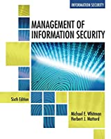 Management of Information Security, 6th Edition Front Cover