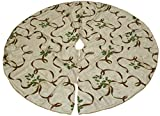 Lenox Holiday Nouveau Ribbon Tree Skirt 60''