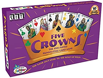 Five Crowns from SET Enterprises