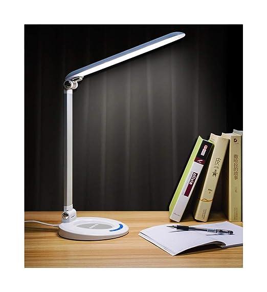 Uexfy Bonita lámpara de Mesa Lámpara de Escritorio Protección para ...
