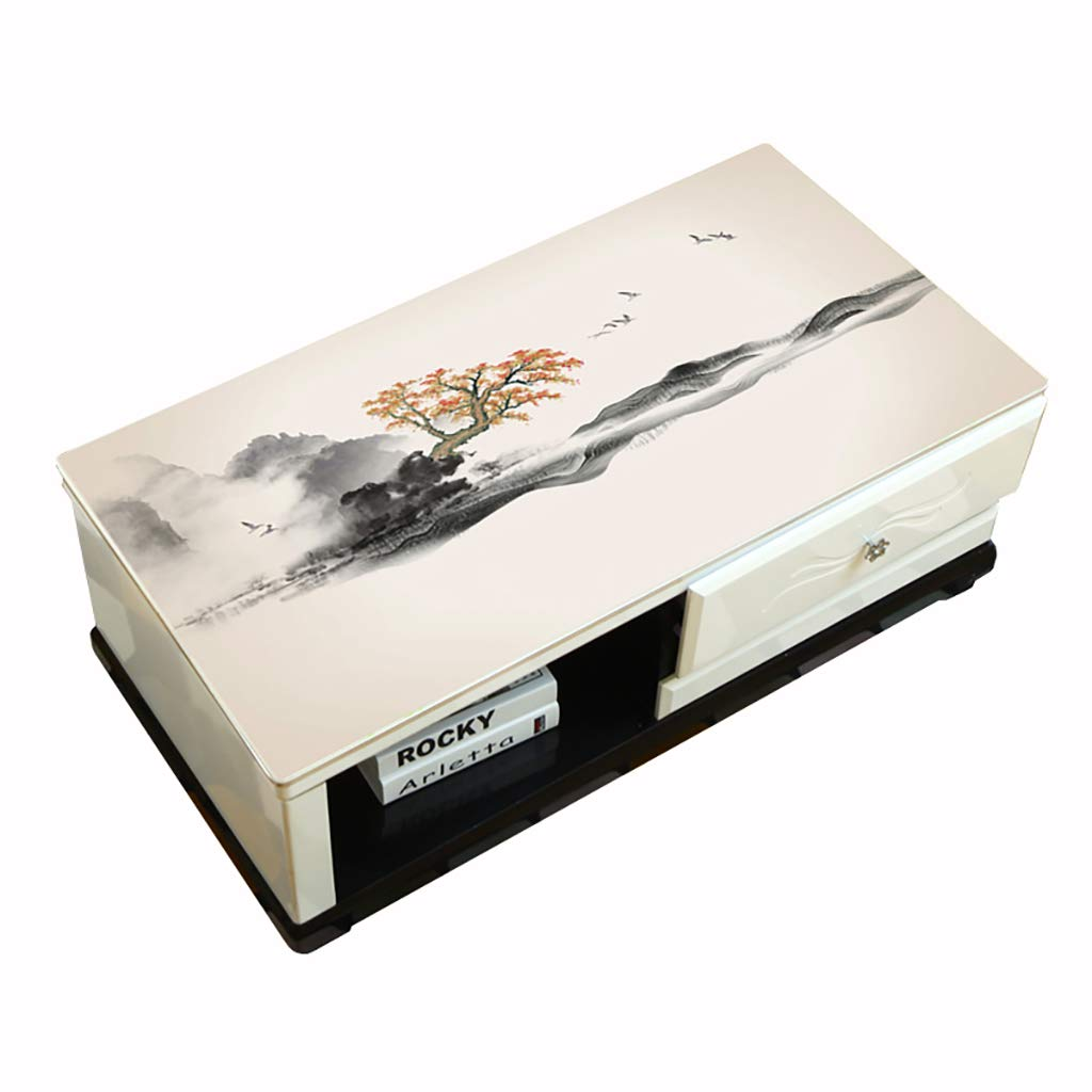 Hongsebuyi Tischdecke PVC Transparent Weichplastik Tischdecke Antifouling Anti-Verbrühung Tee Tischdecke Kaffee Tischdecke Dicke 1,5 MM (größe   80×140 cm) B07NXFYQSC Tischdecken Feinbearbeitung     | Quality First