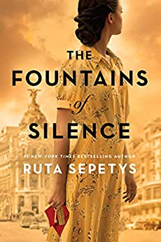 The Fountains of Silence by [Sepetys, Ruta]