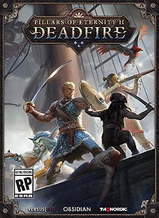 Pillars of Eternity II - Deadfire - PC Standard Edition