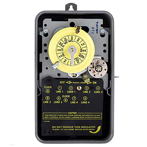 Intermatic T1475BR Time Switch ()