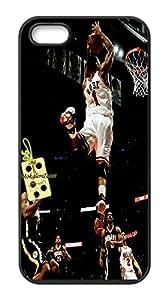 Custom Derrick Rose Cover Case for iPhone 5 5S,Derrick Rose case,iPhone 5 5S phones case.