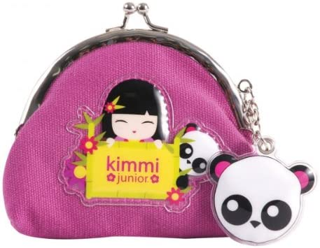 KIMMIDOLL Kimmi Junior Monedero Clip Billie: Amazon.es: Juguetes y juegos