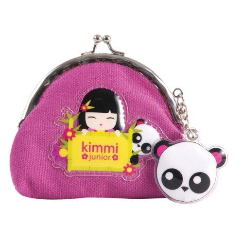 KIMMIDOLL Kimmi Junior Monedero Clip Billie: Amazon.es ...